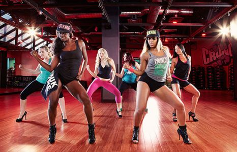 Brukwine Dance Workout