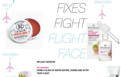 5 FIXES FIGHT FLIGHT FACE