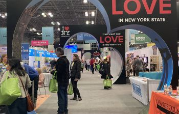 The New York Times Travel Show 2020